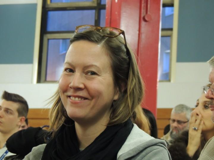 WordCamp Paris 2014, interview avec Sarah Gooding