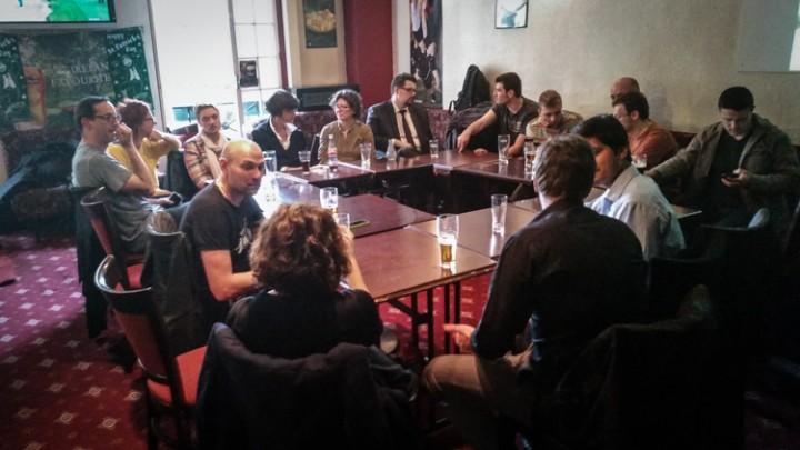 capture Meetup WordPress Ile de France