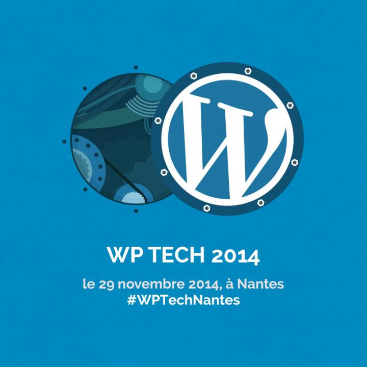 Image: Logo du WP tech Nantes 2014