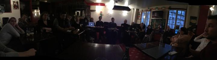 Meetup parisien du 27 février